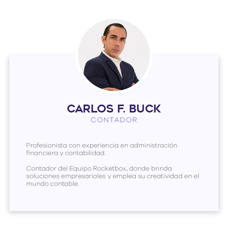 Carlos F Buck